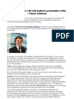 Flavio Cattaneo (Terna)