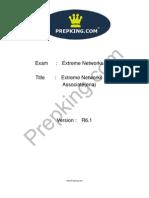 Prepking EW0-200 Exam Questions