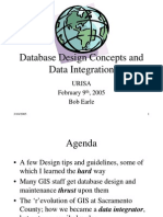 Database Design Concepts BE