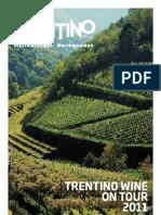 TRENTINO WINE ON TOUR - Eine Reise durch die faszinierende Weinvielfalt des Trentino