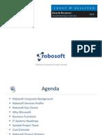 Robosoft Company Profile