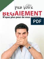 Stoppez votre Bégaiement - Rapport Gratuit