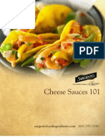 Cheese Sauces 101
