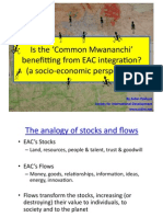 Is the Common Mwanachi Benefitting From the EAC (March 2011)