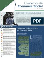 Cuadernos Economía Social - Especial Ley 5/2011