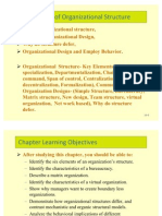 Chap 18 - Organizational Structure and Design