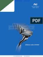Gillette India Ltd 2010 83514