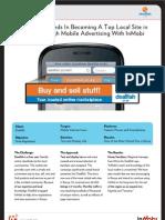 InMobi - Dealfish Succeeds In Becoming A Top Local Site in Kenya Through Mobile Advertising With InMobi
