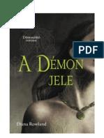 Diana Rowland_A démon jele