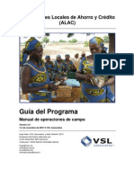 VSL Programme Guide 3.1 Spanish
