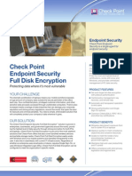 En Endpoint Full Disk Encryption