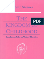The Kindom of Childhood_Rodulf Steiner