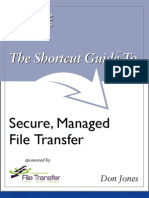 Shortcut Guide to Secure Managed File Transfer
