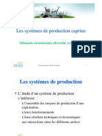 Les Systemes Caprins