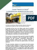 Locales Hacia La Calle - La Inversión del Momento en Finca Raíz en Colombia