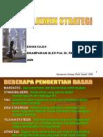 Manajemen Strategi 2