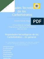 Carbohidratos - TrabajoQuiz