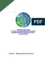 Memo Circular n° 40 2008 INSS DRH CGDEP - Anexo
