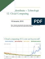 Cloud Computing -RO
