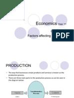 Chpt 23 Factors Affecting Production