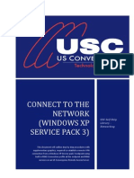 Procedure to Create VPN Connection on Windows XP SP3 Ver 1