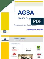 02. AGSA - Gene Rad Ores y Transform Adores