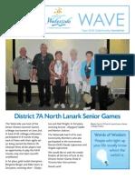 Waterside July 2011 Newsletter