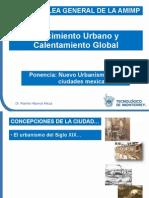 Urbanismo p Cds Mexicanas
