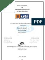 UTI Mutual Funds- IMIS Copy