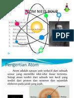Teori Atom Niels Bour
