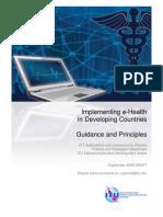 E-Health ITU 2008