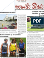 Browerville Blade - 07/21/2011