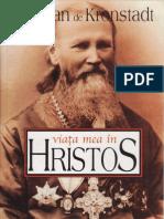 Sfântul Ioan de Kronstadt - Viaţa mea în Hristos