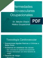 Tema 19 Enfermedades Cardiovasculares Ocupacionales