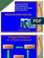 Tema 12 Riesgos Biologicos en Eltrabajo