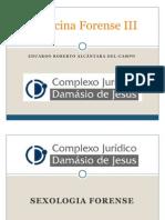 Curso de Medicina Legal Damásio III resumido