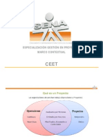 Marco Contextual Fomulacion de Proyectos CEET Sena