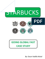Starbucks International Risks Overall Strategy
