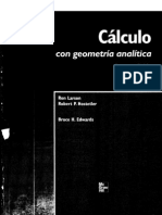 Cálculo. 8a edición vol.1, Larson