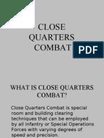 26591707 Close Quarters Combat