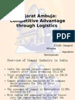 Gujarat Ambuja