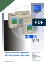 WEG - Manual - PLC
