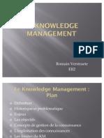 Le Knowledge Management