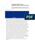 Eradication of Helicobacter Pylori to Prevent Gastroduodenal Diseases