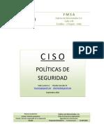 POLITICA SEGURIDAD -FMSA