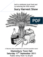 Harvest Show 2011