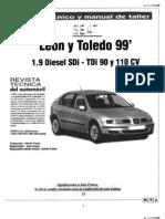Manual de Taller Seat Leon-Toledo