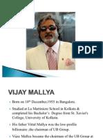 42524222 Vijay Mallya Ppt