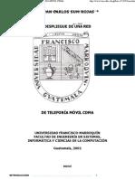 CDMA FDMA TDMA