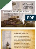 AP Summer Lesson Plan Sor Juana